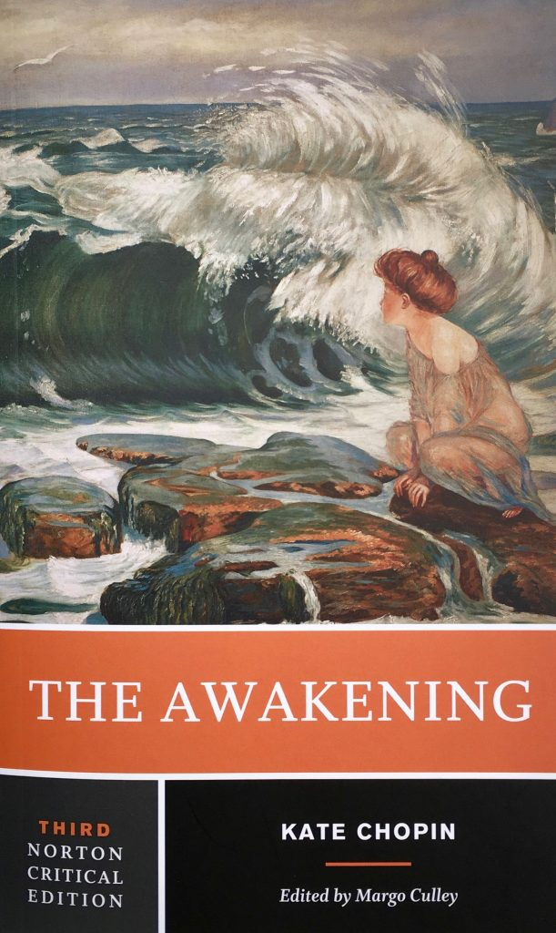 The Awakening, Kate Chopin, characters, setting, questions